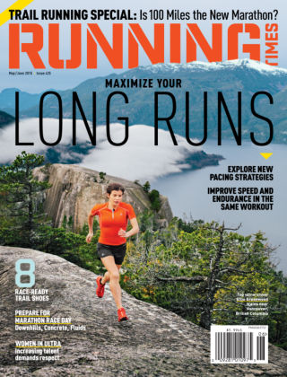 Running Times May / June 2015