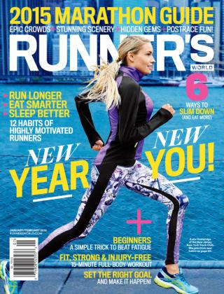 Runner's World February 2015