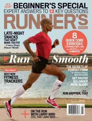 Runner's World May 2015