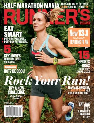 Runner's World August 2015