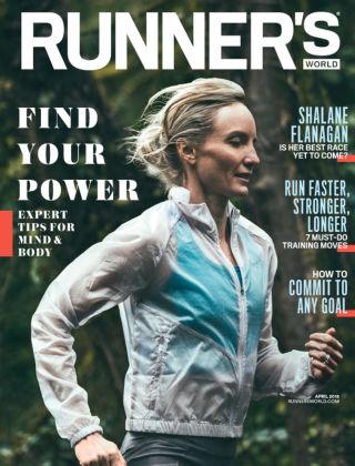 Runner's World Apr 2018