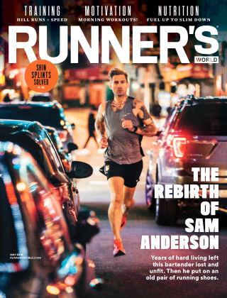 Runner's World May 2018