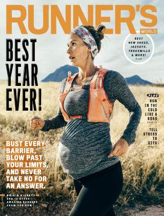 Runner's World Issue 1 2019