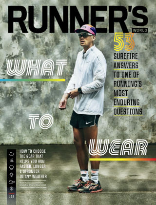 Runner's World Issue 4 2019