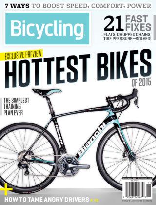 Bicycling November 2014