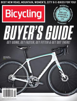 Bicycling April 2015