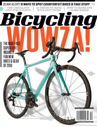 Bicycling Nov / Dec 2015