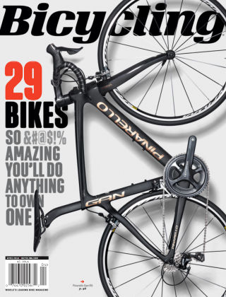Bicycling Apr 2016
