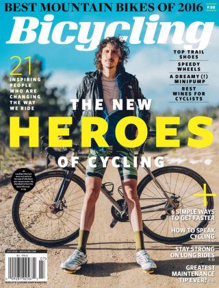 Bicycling Jul 2016
