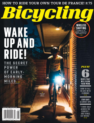 Bicycling Aug 2016