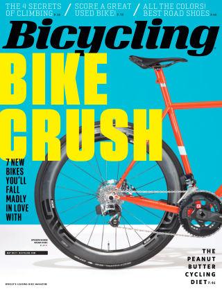 Bicycling May 2017