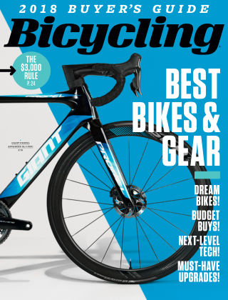 Bicycling Apr 2018