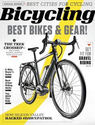 Bicycling Nov-Dec 2018
