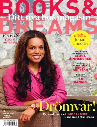 Books & Dreams (Inga nya utgåvor) 2014-03-11