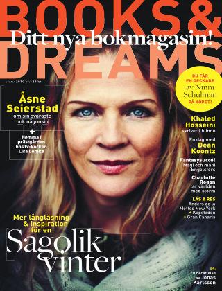 Books & Dreams (Inga nya utgåvor) 2013-12-10