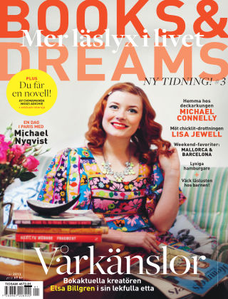 Books & Dreams (Inga nya utgåvor) 2013-03-12