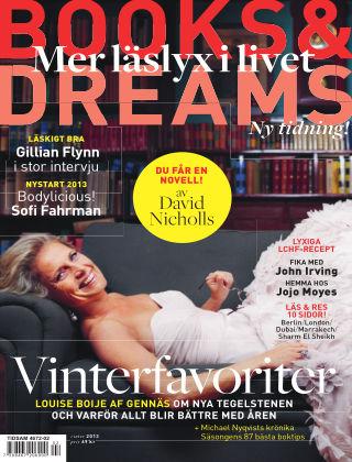 Books & Dreams (Inga nya utgåvor) 2013-12-13