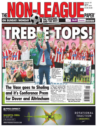 The Non-League Football Paper Issue No. 737