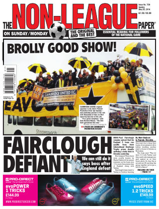 The Non-League Football Paper Issue 739