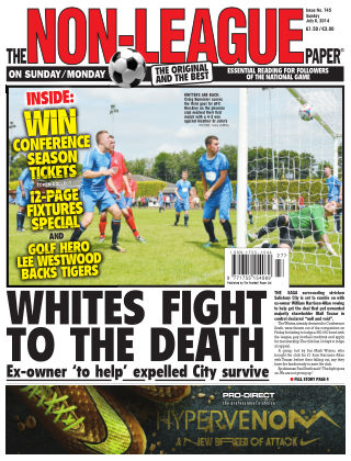 The Non-League Football Paper 6th July 2014