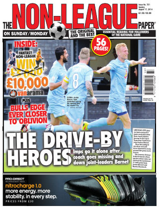 The Non-League Football Paper 17th August 2014