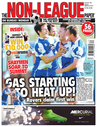 The Non-League Football Paper 24th August 2014