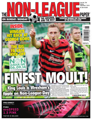 The Non-League Football Paper 7th September 2014