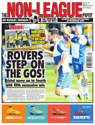 The Non-League Football Paper 28th September 2014