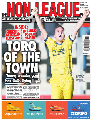 The Non-League Football Paper 5th October 2014