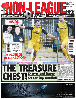 The Non-League Football Paper 9th November 2014