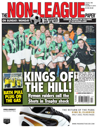 The Non-League Football Paper 14th December 2014