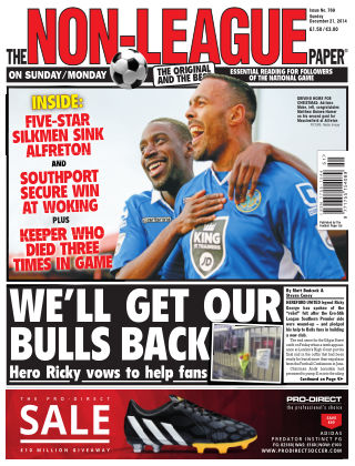 The Non-League Football Paper 21st December 2014