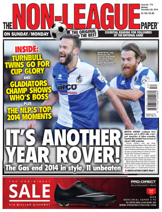 The Non-League Football Paper 28th December 2014