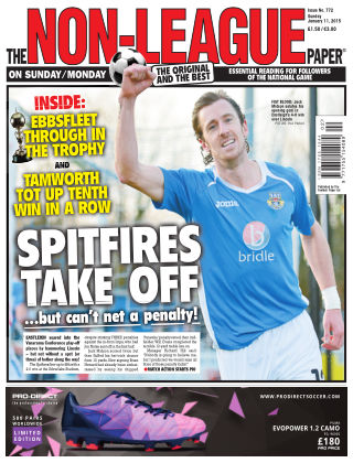 The Non-League Football Paper 11th January 2015