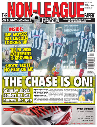 The Non-League Football Paper 18th January 2015