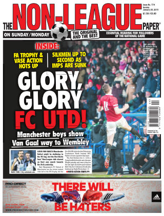 The Non-League Football Paper 25th January 2015