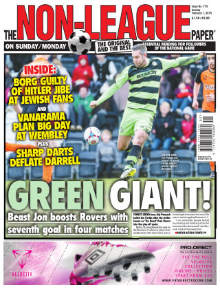 The Non-League Football Paper 1st February 2015