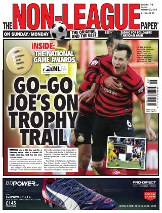 The Non-League Football Paper 22nd February 2015
