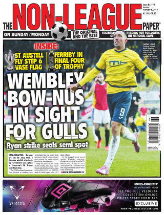 The Non-League Football Paper 8th February 2015