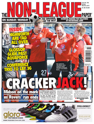 The Non-League Football Paper 8th March 2014