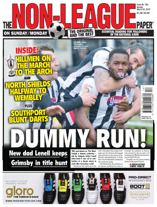 The Non-League Football Paper 22nd March 2015