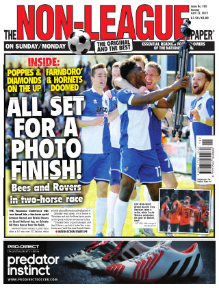 The Non-League Football Paper 12th April 2015