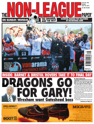 The Non-League Football Paper 19th April 2015
