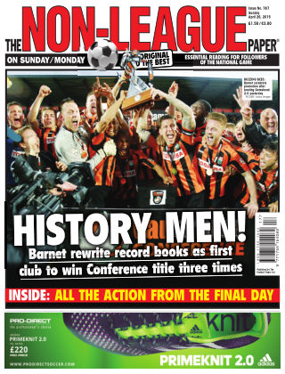 The Non-League Football Paper 26th April 2015