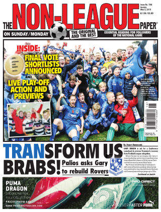 The Non-League Football Paper 3rd May 2015