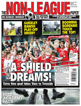 The Non-League Football Paper 10th May 2015