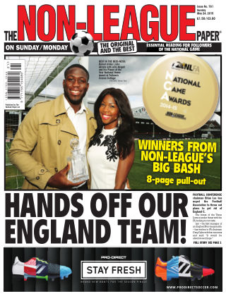 The Non-League Football Paper 24th May 2015