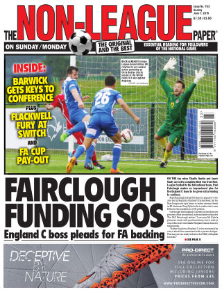 The Non-League Football Paper 7th June 2015