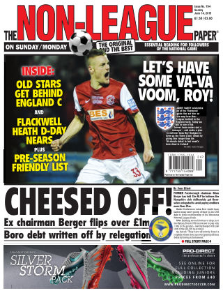 The Non-League Football Paper 14th June 2015