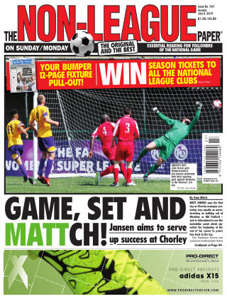 The Non-League Football Paper 5th July 2015